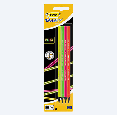 BIC EVOLUTION FLUO