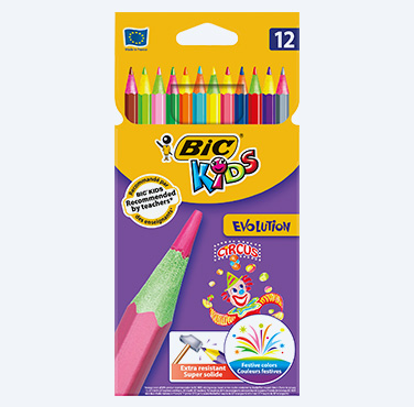 BIC® KIDS EVOLUTION® CIRCUS
